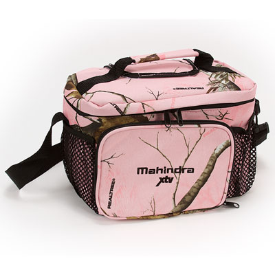 Mahindra XTV Real Tree Pink AP Lunch Cooler (each)